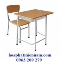 Bàn ghế học sinh BHS107-4, GHS107-4