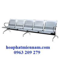 Ghế phòng chờ  PS01-5 (Nhập khẩu)